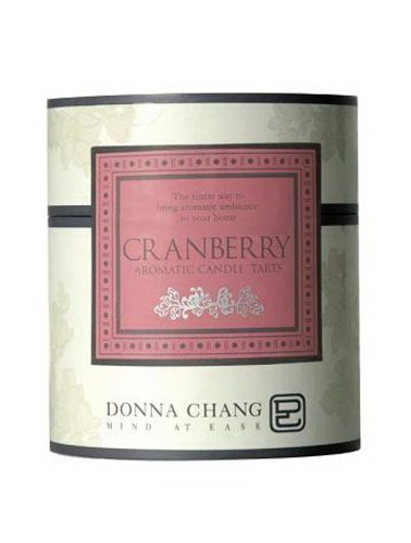 Donna Chang Cranberry Candle Tarts 250G