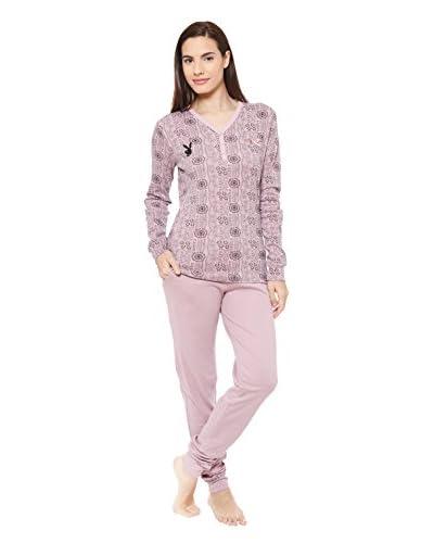 Playboy Pijama Elegant Night Cozy Nights