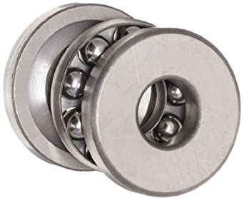 W1/2 Grooved Race Thrust Bearing 1/2 x 1 9/32 x 5/8 Inch