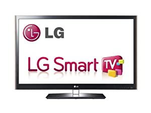 LG Infinia 55LV5500 55-Inch 1080p 120 Hz LED-LCD HDTV with Smart TV