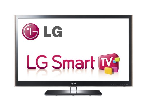 Lg Infinia 42Lv5400 42-Inch 1080P 120 Hz Led-Lcd Hdtv With Smart Tv