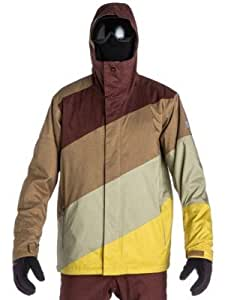 Snowwear Jacket Men Quiksilver Edge 10K Jacket