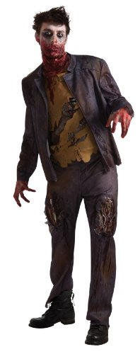 Adult Zombie Shawn Costume