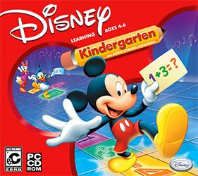 Disney Mickey Mouse Kindergarten back-671336