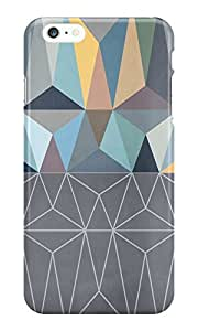 The Fappy Store Nordic Combination 31 plastic Back Cover for iphone 6 plus