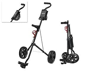 CaddyTek SuperLite Golf Pull Cart, Model CaddyLite 5.8