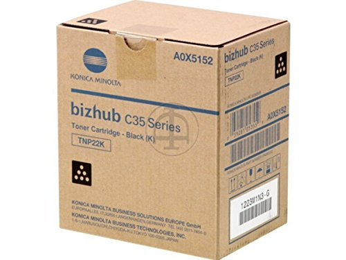 konica-minolta-tnp-22k-a0x5152-toner-cartridge-for-bizhub-c35-c35p-black