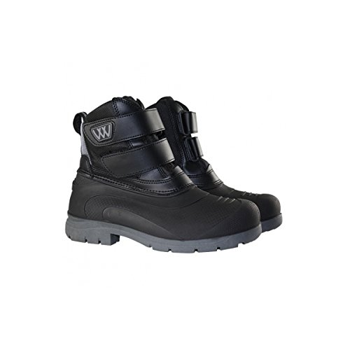 woof-wear-new-adult-short-yard-boots-black-size-6