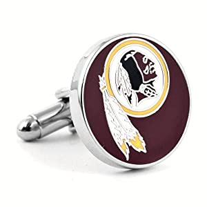 NFL Washington Redskins Cufflinks by Cufflinks