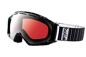 Bollé Gravity Goggles Black pinstripe Size:Medium-Large