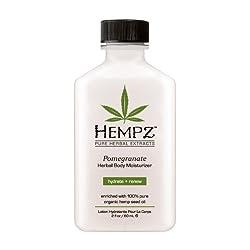 Hempz Pomegranate Herbal Body Moisturizer 2.5 oz