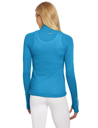 凑单品:Saucony 索康尼 卓越系列 女士轻量级运动夹克美国亚马逊