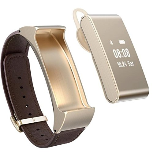 New Trend! Bluetooth Wrist SMART Bracelet Watch Phone For IOS Android Samsung iPhone HTC ( Gold) (Professional Dress Form 0 compare prices)