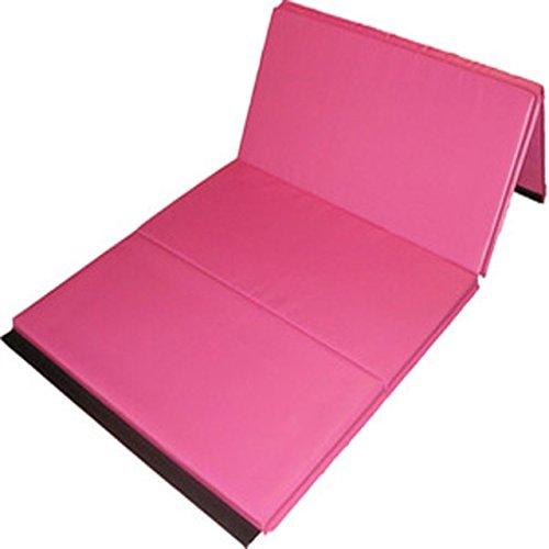 NEW Large 4X8X2 PU Leather Thick Foam Folding Panel