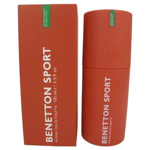 Benetton Sport By Benetton For Women. Eau De