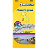 Michelin Map Italy: Sardegna 366 (Maps/Local (Michelin)) (Italian Edition)