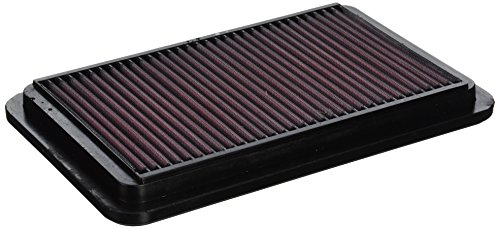 K&N 33-2676 High Performance Replacement Air Filter