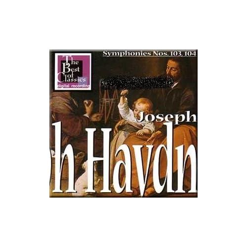 Symphonie n° 104, en ré majeur, «Londres» 41eWBfQYG3L._SS500_