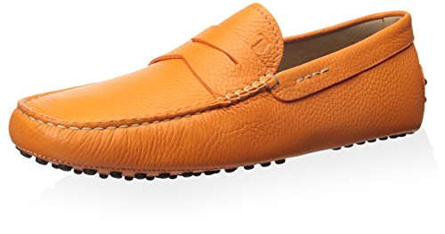 tods-mens-leather-driver-moc-orange-415-m-eu-95-m-us
