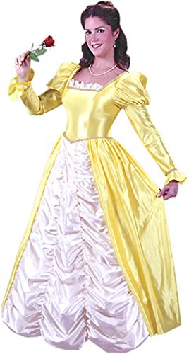 Adult Belle Costume (Size: Small 4-8)