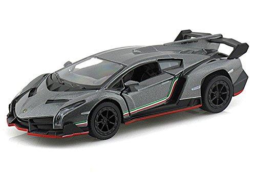 Lamborghini Veneno 1/36 Grey