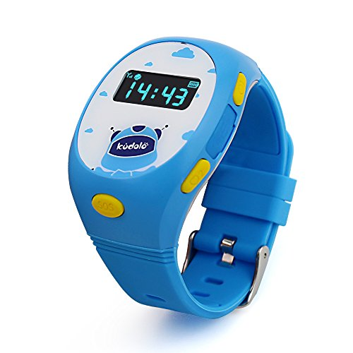 Kudolo Smart Watch for Kids GPS Tracker for Kids