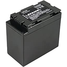 Lenmar LIP540 Lithium-ion Camcorder Battery Equivelent to the Panasonic CGR-D54 and CGA-D54s Batteries