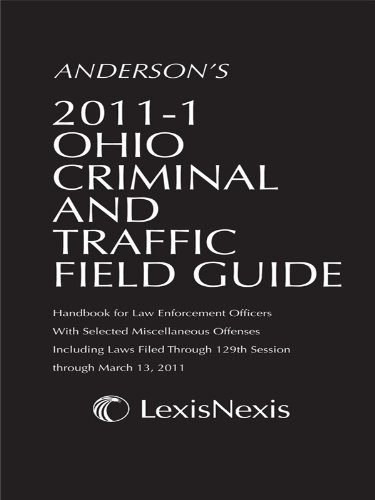 Anderson's OH Criminal & Traffic Field Guide