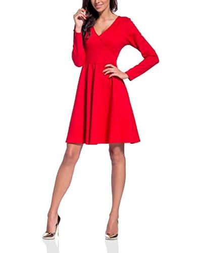 Lemoniade Kleid rot