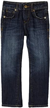 !It Jeans Boys 2-7 Factory Straight Leg Jean,South Beach,5