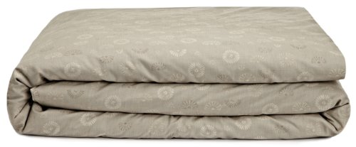 Calvin Klein Home Studio Bedding Samoa King Duvet Cover, Sandstone