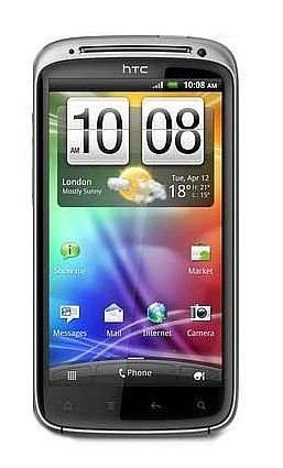 HTC Sensation Z710E Unlocked GSM Android Smartphone