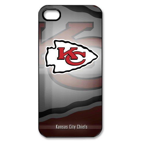 NFL Kansas City Chiefs iPhone 5 Cases Chiefs logo at Amazon.com