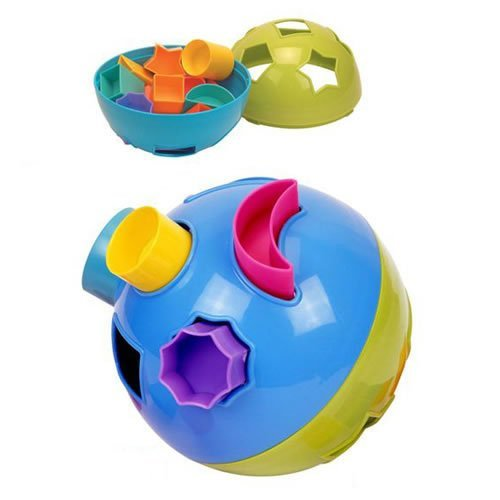 Castle Toys My First Shape Sorter Play Set - 1