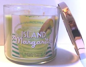Bath & Body Works 14.5 Oz. 3-wick Candle Island Margarita