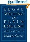 Legal Writing in Plain English - A Te...