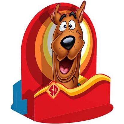 Scooby Birthday Centerpiece