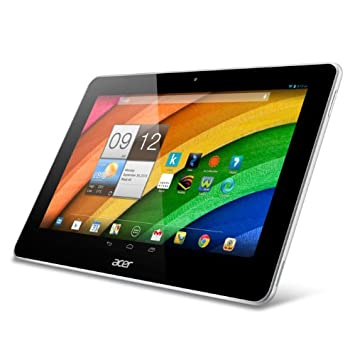 "Acer Iconia A3-A11 Tablette Tactile 10,1"" (25,65 cm) ARM Mediatek MT8125 1,2 GHz 16 Go Android Jelly Bean 4.2.1 Wi-Fi Argent"