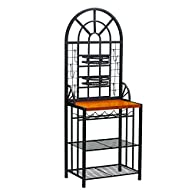 SEI Dome Baker's Rack