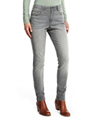 Indigo Collection Skinny Fit Jeans