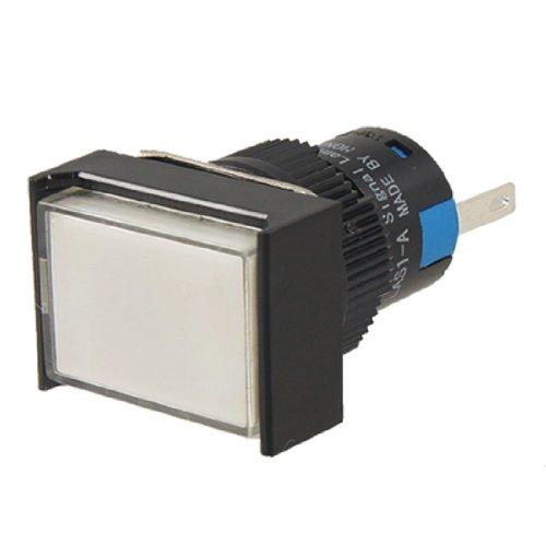 Accident Fault Signal Led Indicator White Pilot Lamp Ac 220V