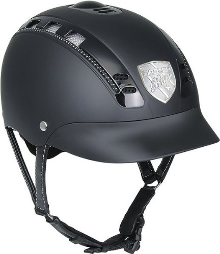 Helm-CASCO-Passion-schwarz-matt