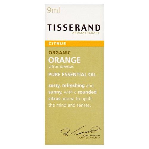 Tisserand Orange Organic Essential Oil 9 ml