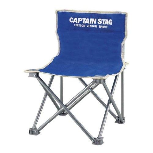 キャプテンスタッグ(CAPTAIN STAG) パレット コンパクト チェア ミニ マリンブルー M-3916
