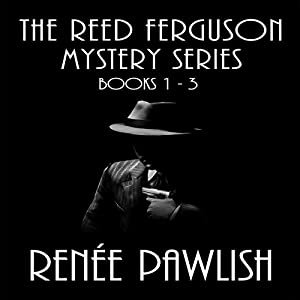 The Reed Ferguson Mystery Series, Box Set Audiobook
