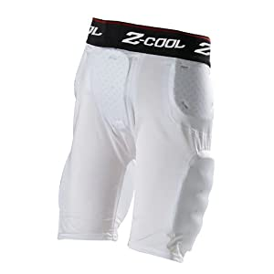 Buy Gear Pro-Tec Z-Cool Comp Pro Youth 5 Pad Football Girdle by Gear Pro-Tec