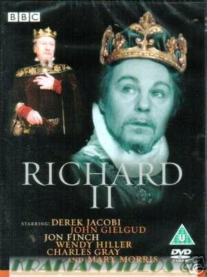 BBC Shakespeare: Richard II - 1978 [DVD]