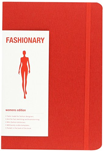 Fashionary Limited Red Edition (women's A5)