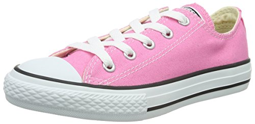 Converse Girls' Tod/Yth Chuck Taylor All Star Ox - Pink - 10.5 TOD