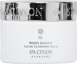 Spa Ceylon Luxury Ayurveda White Jasmine Facial Cleansing Balm, 90g